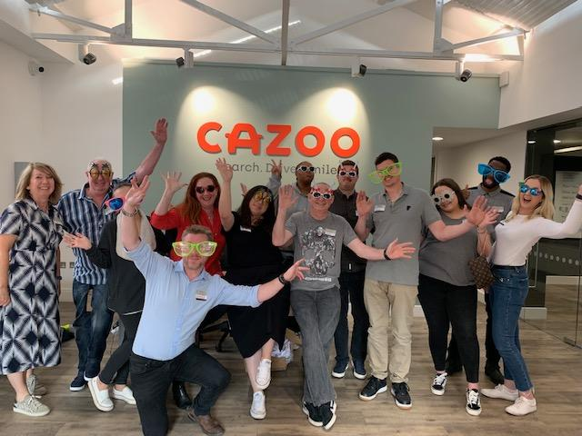 Customer Experience training at Cazoo - september newsletter
